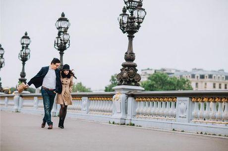 Anh cuoi 'chuyen tinh Paris' cua co gai Viet va ky su nguoi Nhat - Anh 7