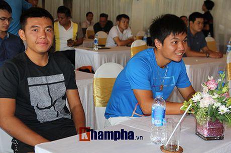 Bay sat top 700 ATP, Hoang Nam muon chinh phuc Vietnam Open 2016 - Anh 1
