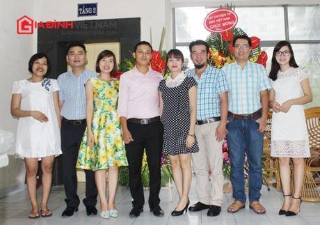 Bao GDVN gap mat than mat cac the he lanh dao, PV, BTV nhan dip 21 nam thanh lap - Anh 7
