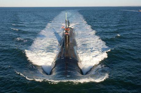 Vũ khí tàu ngầm hạt nhân lớp Virgina hiện đại bậc nhất thế giới