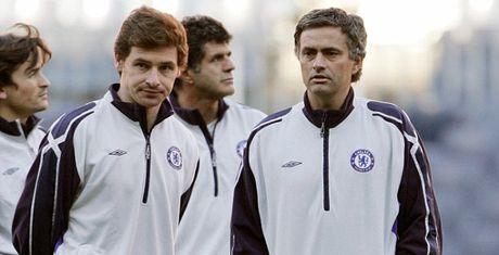 'Toi da yeu mu quang Mourinho' - Anh 1