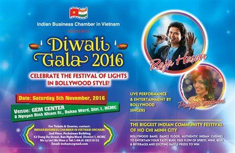 Le hoi Diwali tai TP.HCM - Anh 1