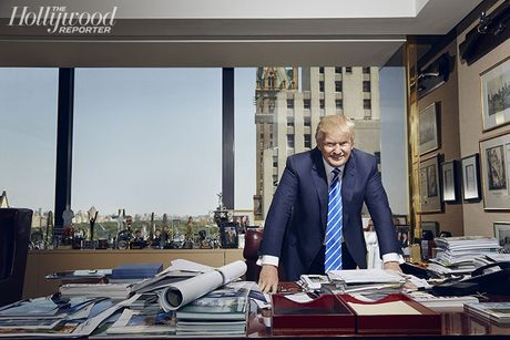 Donal Trump rot 35 hang trong danh sach nguoi giau nuoc My - Anh 1