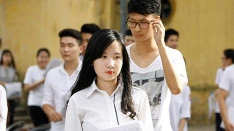 Bo GD&DT khong chap nhan cho TP.HCM thi rieng - Anh 1