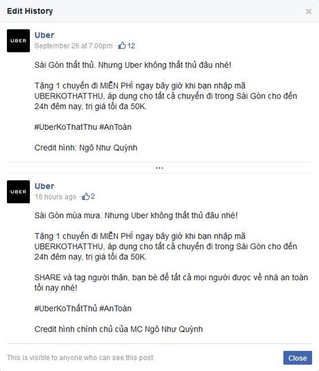 Uber gap rac roi khi dung cum tu khong phu hop ve Sai Gon de quang cao - Anh 3
