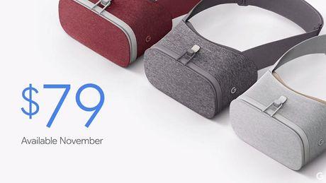 Google cong bo kinh thuc te ao Daydream View - Anh 2