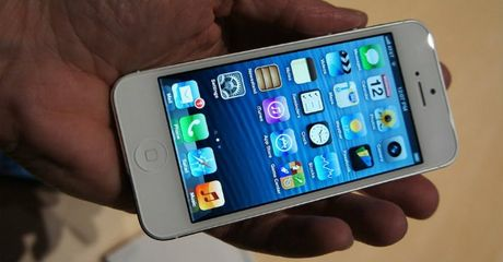 """""""Bien"""" iPhone 7 thanh... iPhone 5 - Anh 1"""