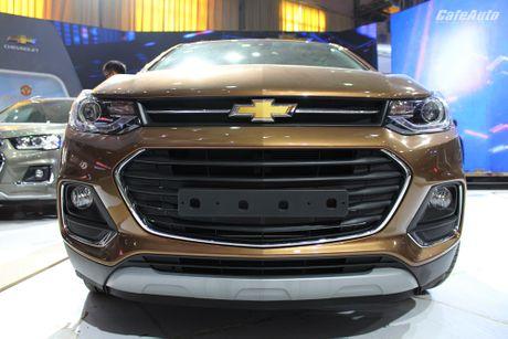 Chevrolet Trax 2017 - doi thu nang ky cua Ford Ecosport - Anh 4