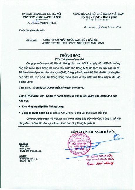 Duong ong song Da lai gap su co - Anh 1