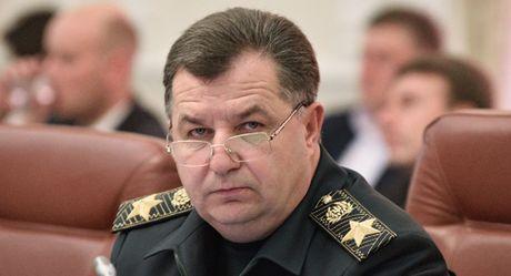 Bo truong Quoc phong Ukraine tuyen bo chinh thuc coi Nga la ke thu - Anh 1