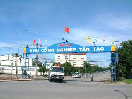 Gia thue dat khu cong nghiep o TPHCM cao nhat ca nuoc - Anh 1