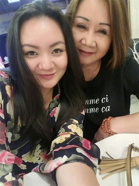 'Con co be be' Xuan Mai da ket hon va co con gan 1 tuoi - Anh 3