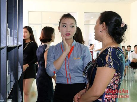 Cac chuyen gia lam dep hang dau Viet Nam chia se ve nghe tai Nghe An - Anh 2