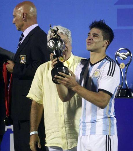 'Ho phu, ho tu', cau ca nha Diego Simeone 'gay sot' tai Serie A - Anh 2