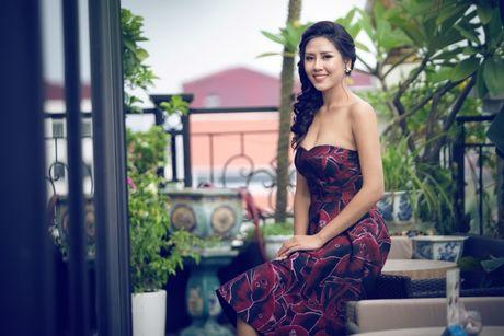 Nguyen Thi Loan tu tin, quyen ru truoc ngay thi Miss Grand International 2016 - Anh 1