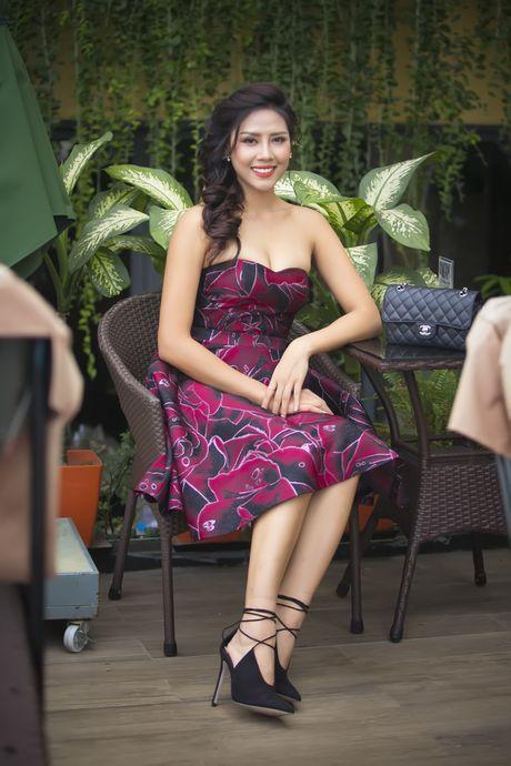 Nguyen Thi Loan tu tin, quyen ru truoc ngay thi Miss Grand International 2016 - Anh 2
