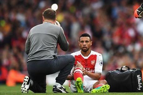 Arsenal: Wenger khong nen mao hiem voi chan thuong cua Coquelin - Anh 2