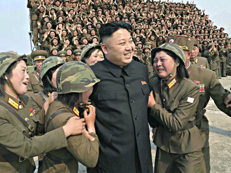 Quan chuc lo thuoc men cho Kim Jong-un xin ti nan o Nhat - Anh 1