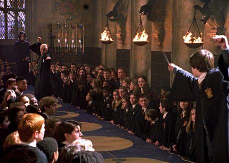 Tam phan cua 'Harry Potter' tro lai rap - Anh 2