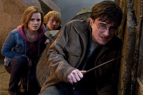 Tam phan cua 'Harry Potter' tro lai rap - Anh 3