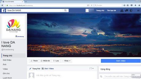 Xu ly nguoi quan tri trang Facebook 'I love Da Nang' vi xuc pham lanh dao - Anh 1