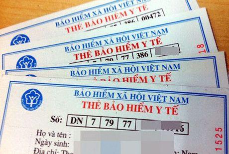 """Phong kham tu bo xuat trinh the BHYT de """"lay long"""" khach - Anh 1"""