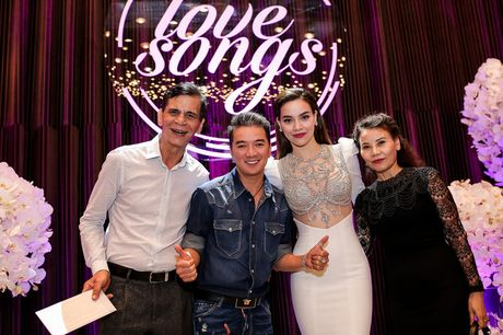 Bi Tien Cookie 'la', Ho Ngoc Ha cong khai gui loi xin loi giua dem nhac dac biet - Anh 13
