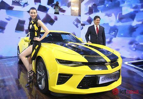Chi tiet Chevrolet Camaro SS 2016: Xe 'hot' nhat Trien lam o to Viet Nam - Anh 2