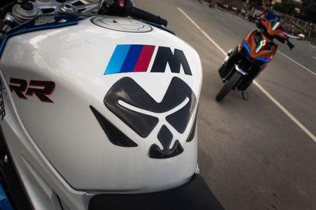 Sieu mo to BMW S1000RR len tem M Series tai Sai Gon - Anh 10
