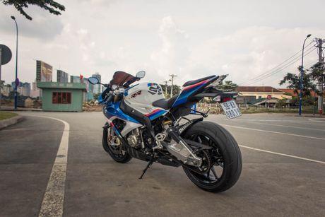 Sieu mo to BMW S1000RR len tem M Series tai Sai Gon - Anh 4