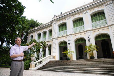 Kham pha toa nha Tong lanh su quan Phap o TP.HCM - Anh 1