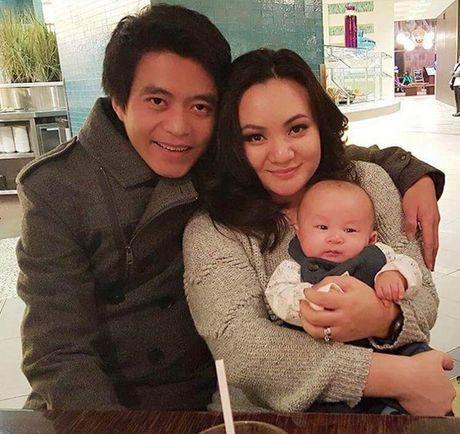'Be' Xuan Mai lan dau trai long chuyen lay chong, sinh con - Anh 1