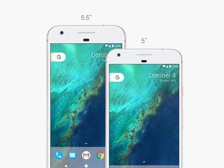Google Pixel va Pixel XL co nhung diem gi khac nhau? - Anh 1