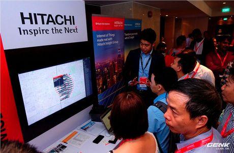 "Hitachi to chuc ""Dien Dan Hitachi Cai Tien vi Xa Hoi"" tai Viet Nam - Anh 5"