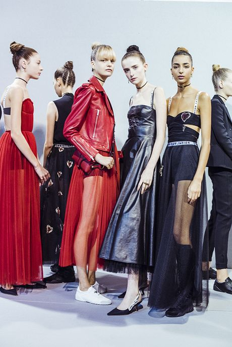 'Cu lot xac' ngoan muc cua Dior - Anh 4