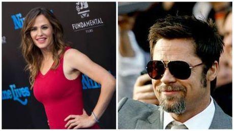 Jennifer Garner: 'Brad va toi dang hen ho' - Anh 1