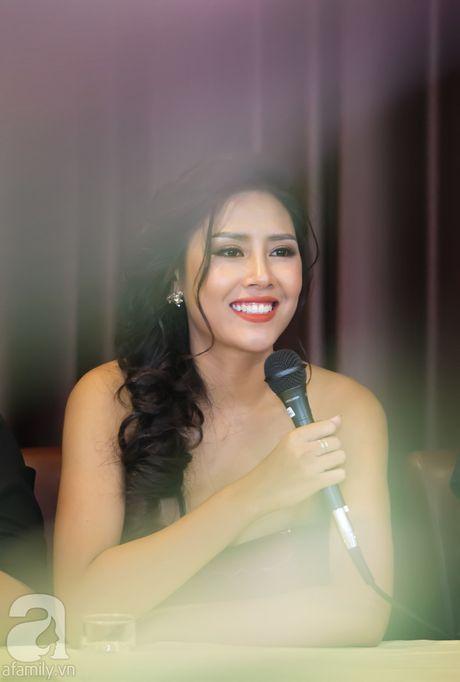 Nhan sac Viet Nam thi Miss Grand International khoe vai tran quyen ru - Anh 3