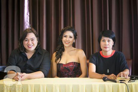 Nhan sac Viet Nam thi Miss Grand International khoe vai tran quyen ru - Anh 6