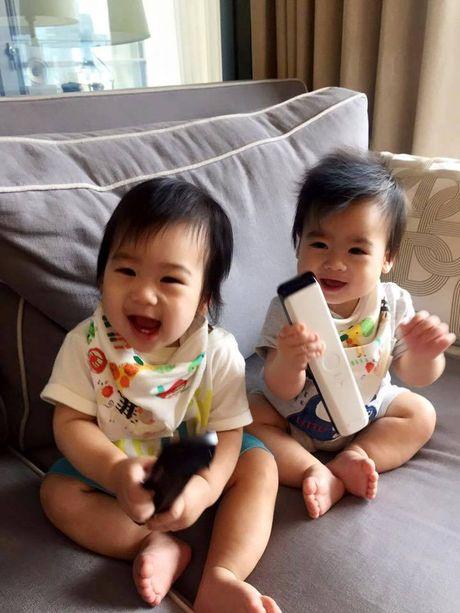 Ngam khong biet chan 2 con trai song sinh cua Lam Chi Dinh - Anh 11