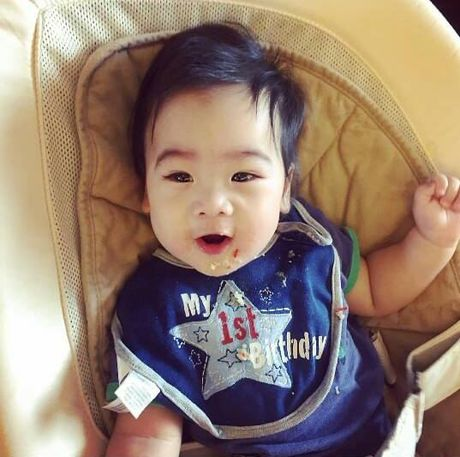 Ngam khong biet chan 2 con trai song sinh cua Lam Chi Dinh - Anh 15