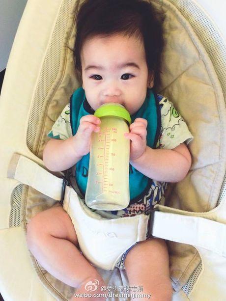 Ngam khong biet chan 2 con trai song sinh cua Lam Chi Dinh - Anh 16