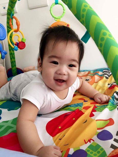 Ngam khong biet chan 2 con trai song sinh cua Lam Chi Dinh - Anh 18