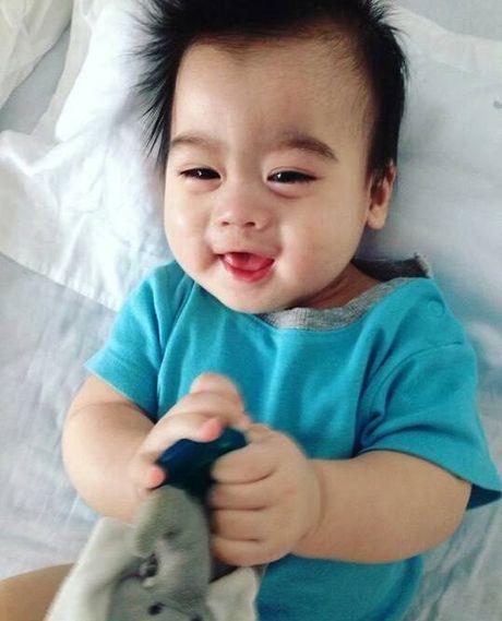 Ngam khong biet chan 2 con trai song sinh cua Lam Chi Dinh - Anh 19