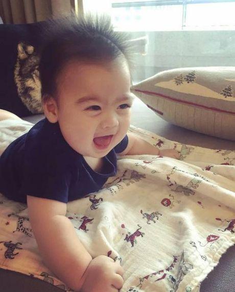 Ngam khong biet chan 2 con trai song sinh cua Lam Chi Dinh - Anh 20