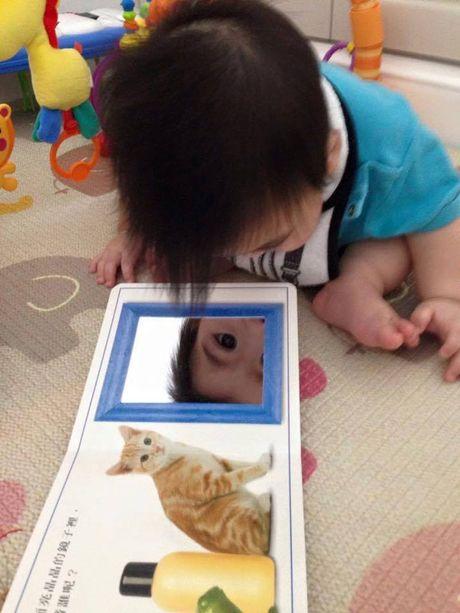 Ngam khong biet chan 2 con trai song sinh cua Lam Chi Dinh - Anh 22