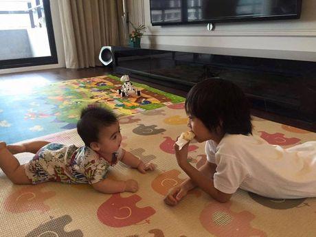 Ngam khong biet chan 2 con trai song sinh cua Lam Chi Dinh - Anh 25