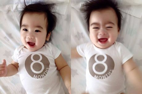Ngam khong biet chan 2 con trai song sinh cua Lam Chi Dinh - Anh 4
