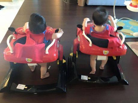 Ngam khong biet chan 2 con trai song sinh cua Lam Chi Dinh - Anh 6
