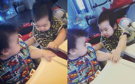 Ngam khong biet chan 2 con trai song sinh cua Lam Chi Dinh - Anh 7