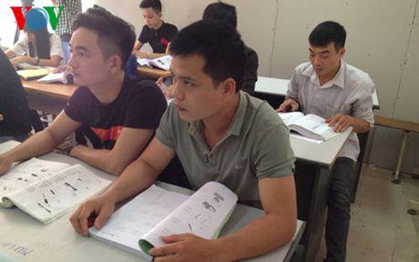 Thi tieng Han cho lao dong Viet Nam kho hon thi dai hoc - Anh 2